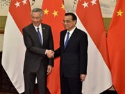 China, Singapore agree to boost cooperation in key areas