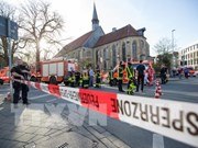 No Vietnamese harmed in car crash in Germany