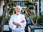 Legendary chef Pierre Gagnaire to cook at Da Nang resort