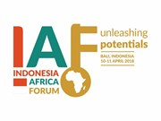 Indonesia-Africa forum opens in Bali
