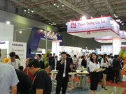 SaigonTex 2018 introduces modern textile-garment machinery