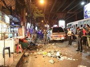 Thailand: Court upholds sentences over 2013 Bangkok blast