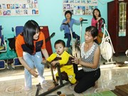 Seminar talks education for disabled children