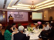 HCM City: Conference spotlights India-Vietnam textile cooperation