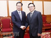 Vietnam enhances cooperation with ICAPP