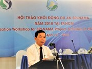HCM City seminar launches emission reduction project
