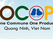 Quang Ninh plans One Commune, One Product fairs