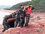 War-era bomb found in Quang Ninh