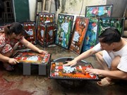 Hanoi's craft villages lack highly-skilled labourers