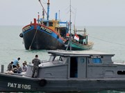 Indonesia seizes 26 illegal fishing boats since January