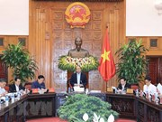 Government, Supreme People's Court review ties in performing duties