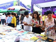 Fifth Vietnam Book Day opens in Hanoi