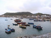 Quang Ngai prevents illegal fishing in foreign waters