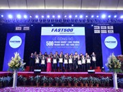 Vietnam's top 500 best growing, prosperous firms publicised