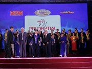 Prudential Vietnam wins Golden Dragon Award