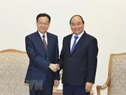 PM receives Chairman of Guangxi Zhuang Autonomous Region