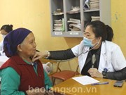 Institute provides free medicines for poor people in Lang Son