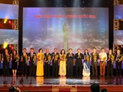 National, Asia-Pacific quality awards bestowed on 77 firms