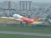 Vietjet's profit hits new height in 2017