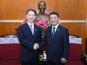 Shanghai CPPCC committee asked to bolster ties with VN localities