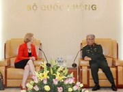 Vietnam treasures defence partnership with New Zealand