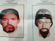 Malaysia releases images of suspects in Palestinian killing