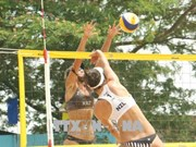 Kazakhstan crowned champion at AVC Women's Beach Volleyball tournament