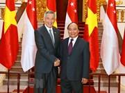 Ambassador highlights PM's upcoming visit to Singapore