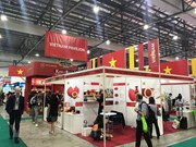 Vietnam attends Asia's biggest food, hospitality show in Singapore
