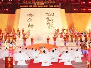Grand ceremony marks 1,050 years of Vietnam's first feudal state