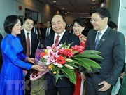Prime Minister begins official visit to Singapore