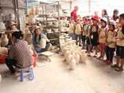 Hanoi's craft villages lack skilled labourers