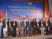 ASEAN countries seek to foster mutual legal assistance in criminal mat
