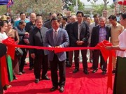 Vietnam-funded radio station inaugurated in Cambodia