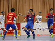 Vietnam in Group B of futsal club championship