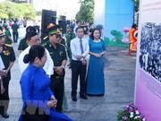 Exhibition features HCM City history, development