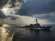 Thailand, US hold anti-submarine exercise in Indian Ocean