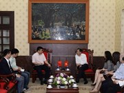 Vietnam, China step up press cooperation