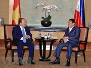 PM meets Philippine President on ASEAN Summit sidelines