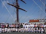 Vietnam People's Navy ship visits Cambodia