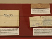 Exhibition shows wartime letters and diaries