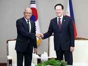 Philippines, RoK vow to enhance defence ties