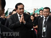 Thai PM reassures holding election in early 2019