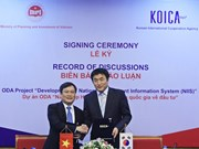 RoK helps Vietnam develop investment information system