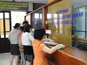 Finance ministry streamlines tax apparatus