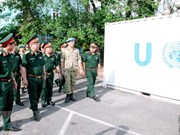 VN's first field hospital ready to join UN's peacekeeping force