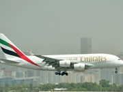 Vietnam exempts import tax for Emirates Airline