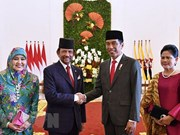 Indonesia, Brunei boost multi-faceted cooperation
