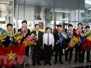 19th Asian Physics Olympiad launched in Hanoi