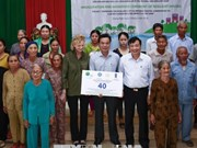 UN Green Climate Fund supports Quang Ngai residents